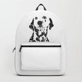 Black and White Dalmatian Backpack