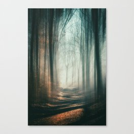 By Dawn's Early Light Canvas Print