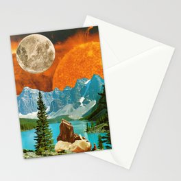 Big mineral Stationery Cards