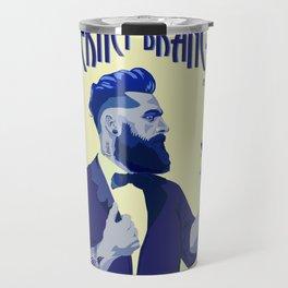 Fernet Branca new age blue Travel Mug