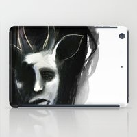 beast iPad Cases featuring BEAST by Luca Soncini