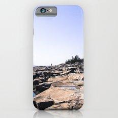 Alone in Acadia iPhone 6s Slim Case