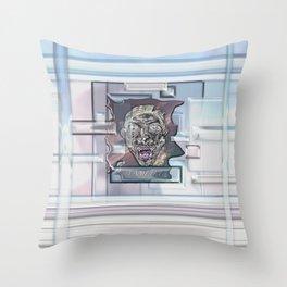 VAMPIRE PRISM  Throw Pillow