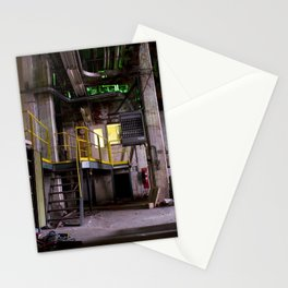 Control Room Stationery Cards