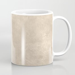 Frosted Almond Oil Pastel Color Accent Coffee Mug