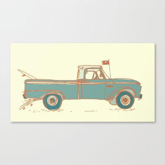Get Lost #2 Canvas Print