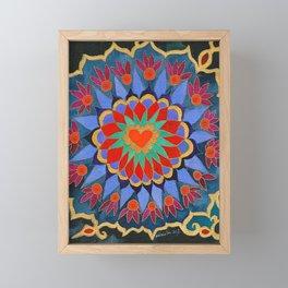 Feral Heart #04 Framed Mini Art Print