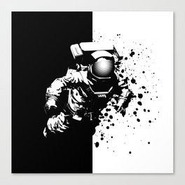 Cosmic Breakthrough Canvas Print