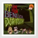 """It Came From Beneath Doritodan"" - Dungeons & Doritos by nerdyshow"