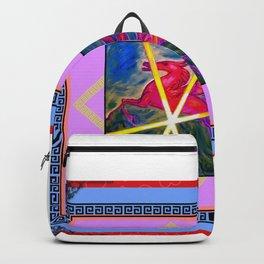 Red Pegasus Batique Backpack