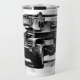 Casspir Armoured Personnel Carrier Travel Mug