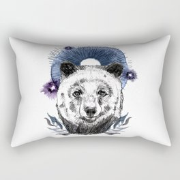 The Bear (Spirit Animal) Rectangular Pillow