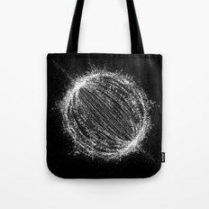 Planetary Explosion Tote Bag