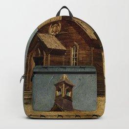 Pioneer Pews Backpack
