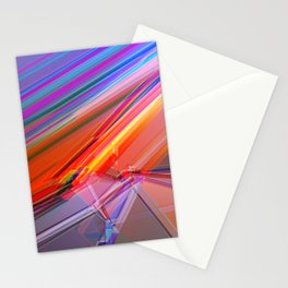 Abstract Composition 307 Stationery Cards