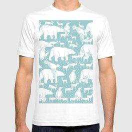 Polar gathering (peppermint) T-shirt