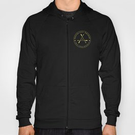 Instinctive Archery - Official Gold Patch Tshirt - July 2017 Hoody