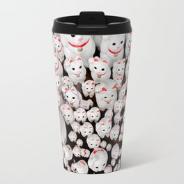 Manekinekotachi Travel Mug