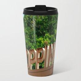 Shopping Travel Mug