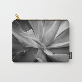 Agave Noir Carry-All Pouch