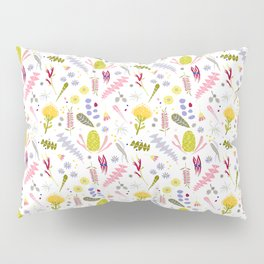 Australian Botanical Pillow Sham