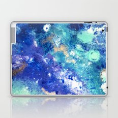 Muscida I - Abstract Costellation Painting Laptop & iPad Skin