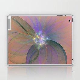 Fairy Blossom Fractal Laptop & iPad Skin