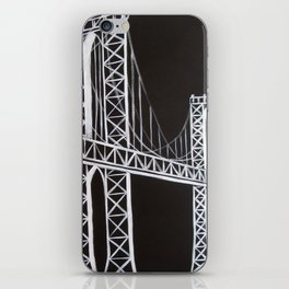 No. 59 Brooklyn Bridge  iPhone Skin