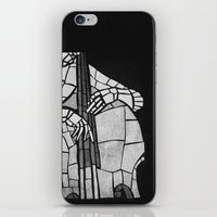 jazz iPhone & iPod Skins featuring Jazz by spinL