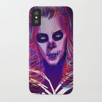 harry iPhone & iPod Cases featuring Harry by nasalouis