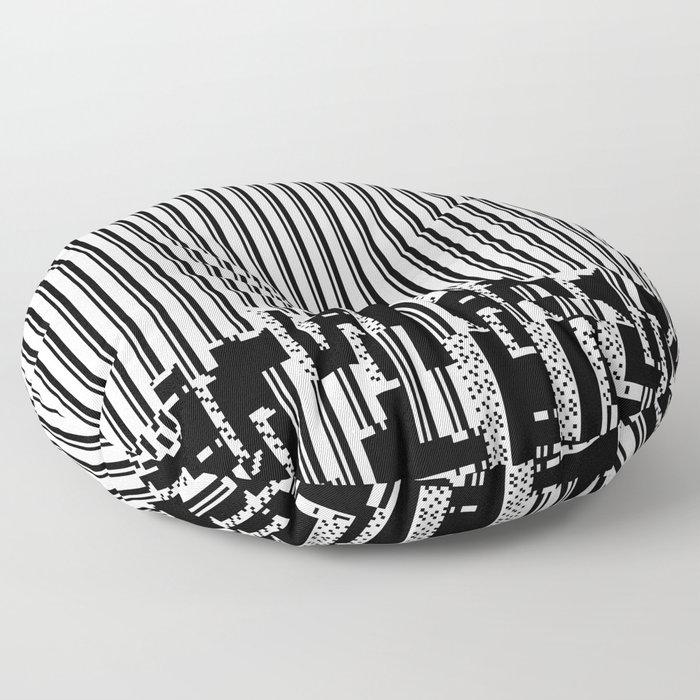 Akira (J)-7 (2011) Floor Pillow