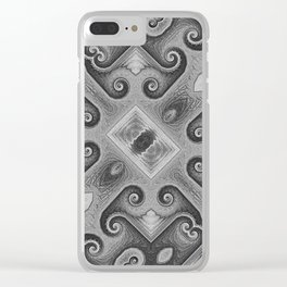 The Slot Clear iPhone Case