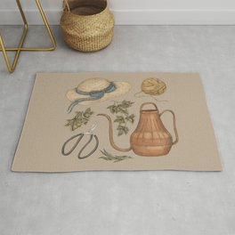 May Gardening Collection Rug