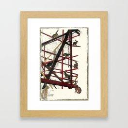 """Balance""  Framed Art Print"