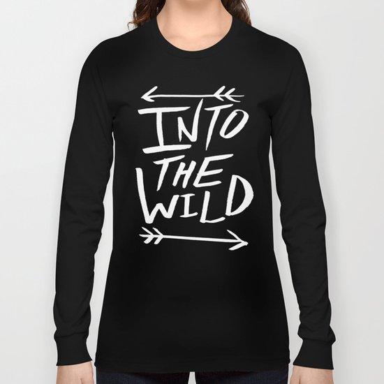 Into the Wild III Long Sleeve T-shirt
