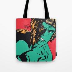 See Me Angry Tote Bag