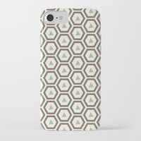honeycomb iPhone & iPod Cases featuring Honeycomb by Tayler Willcox