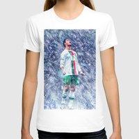 ronaldo T-shirts featuring Cr7 Ronaldo by Cr7izbest