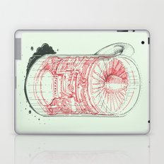 Coffee Jet Laptop & iPad Skin