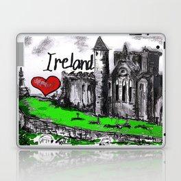 I love Ireland  Laptop & iPad Skin