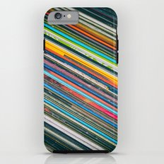 For The Love of Vinyl iPhone 6s Tough Case
