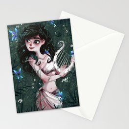 Muse Mermaid Stationery Cards