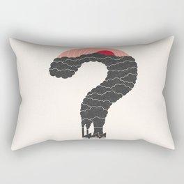 Why? Rectangular Pillow