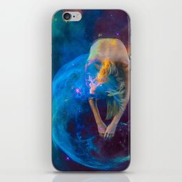 We Are Nature iPhone Skin