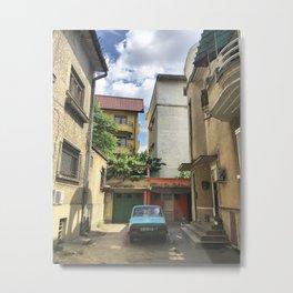 BUCHAREST #3 Metal Print