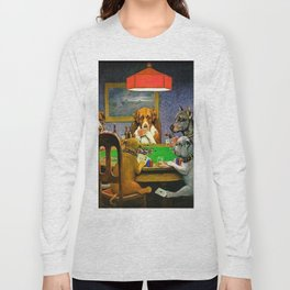 A FRIEND IN NEED - C.M. COOLIDGE Long Sleeve T-shirt