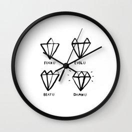 SHORT STORY Wall Clock