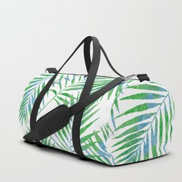 Fern Leaves Duffle Bag
