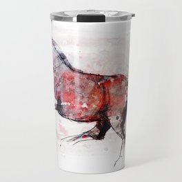 Horse (Dziki/Wild) Travel Mug