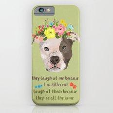 Pitbull iPhone 6s Slim Case